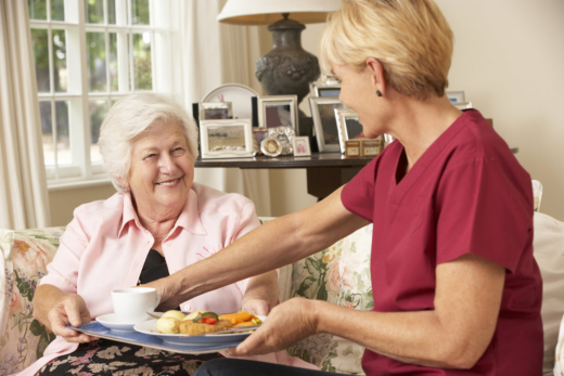 Dealing with Appetite Loss Among Seniors