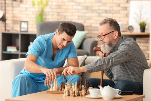 Helping Seniors Maintain Good Mental Health